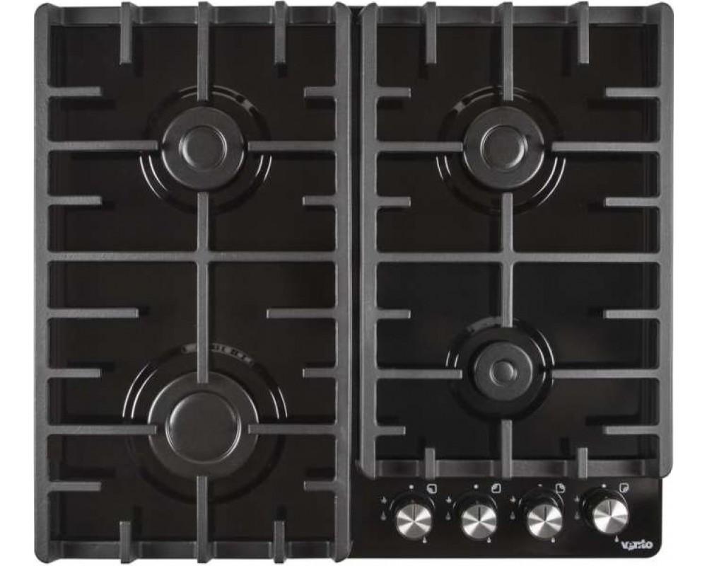 Газовая варочная поверхность VENTOLUX HSF640-F2 CS (BK)