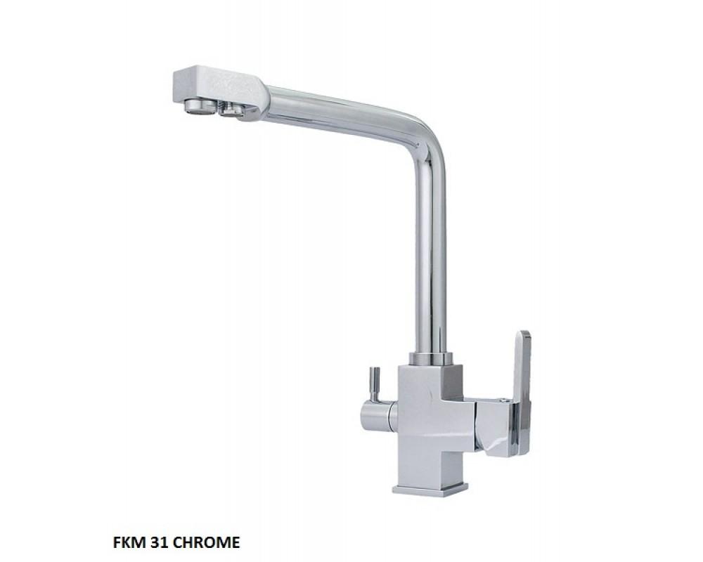Кухонный смеситель Fabiano FKM 31 Chrome
