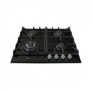 Варочная панель газовая Fabiano FHG 10-44 VGH-T Black Glass