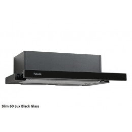 Вытяжка Fabiano Slim Lux 60 Black Glass