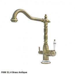 Смеситель FKM 31.4 Brass Antique