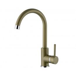 Смеситель Aquasanita на кухню Sabia 5523-301 brass