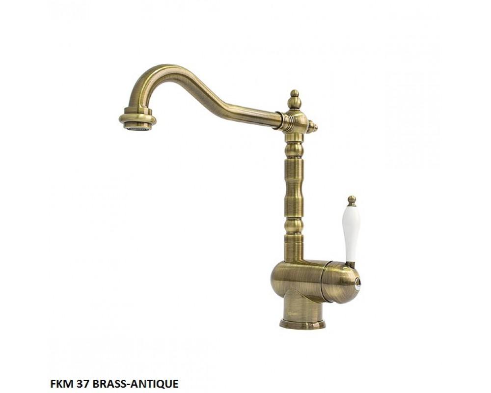 Кухонный смеситель FKM 37 Brass Antique
