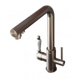 Смеситель для кухни ZR 313 YF-PVD-COP под фильтр