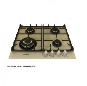Варочная панель газовая Fabiano FHG 10-44 VGH-T Champagne