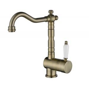 Смеситель Aquasanita на кухню Hera 2473-301 brass