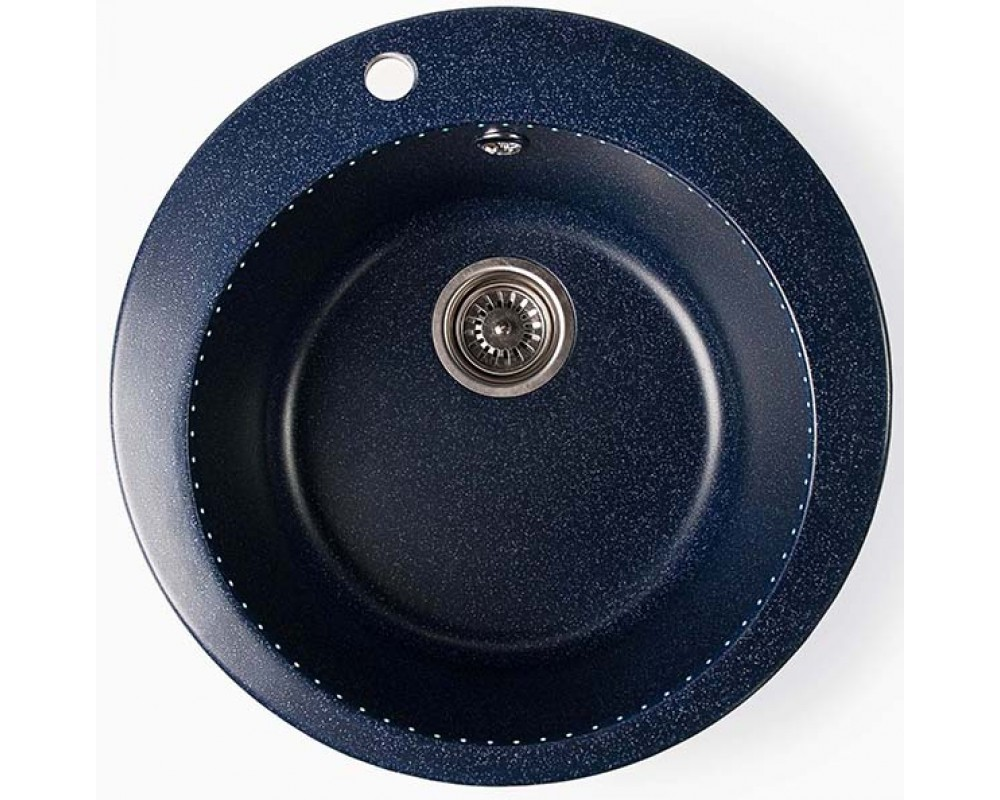 Гранитная кухонная мойка Valetti FAM 500 LED