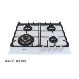 Варочная поверхность газовая FHG 1044 GHT White Glass