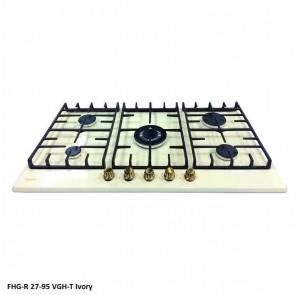Варочная поверхность FHG-R 27-95 VGH-T Ivory