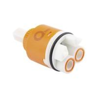 Картридж Qtap 35 New с пластиковым штоком