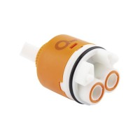 Картридж Qtap 40 New с пластиковым штоком