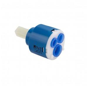 Картридж Lidz (CRM) 55 00 040 00 с пластиковым штоком