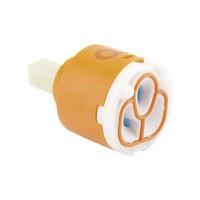 Картридж Qtap 40 ECO с пластиковым штоком
